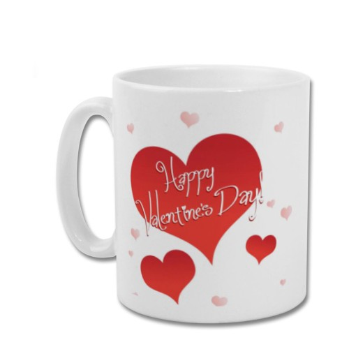 Fantaboy Heart printed Valentine's day Coffee Mug