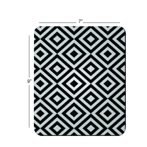 Fantaboy Geometric Art Mouse Pad