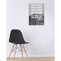 Fantaboy Motivational Printed Poster