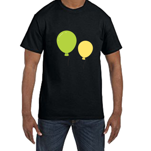 Fantaboy Balloon Printed T - shirt