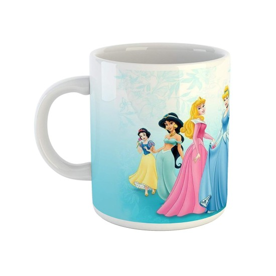 Fantaboy  Princess Printed Coffee Mug For Your Sister, Daughter On Birthday Or Any Special Occassion