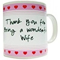 Fantaboy Best Ever Gift for Wife Printed Coffee Mug