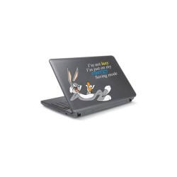 Fantaboy Tom and Jerry Printed Laptop Decal