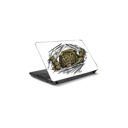Fantaboy Tiger Cool Printed Laptop Decal