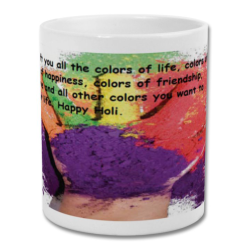 Fantaboy  Color Background Quote Printed Coffee Mug