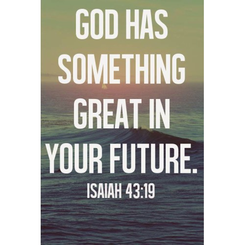 "Fantaboy Bible Quote Poster (12""x""18)"
