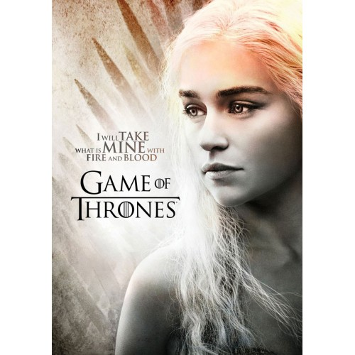 """Fantaboy Game of Thrones Quote Poster (12""""x""""18)"""