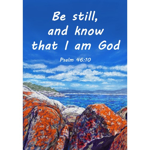 """Fantaboy Psalm Quote Poster (12""""x""""18)"""