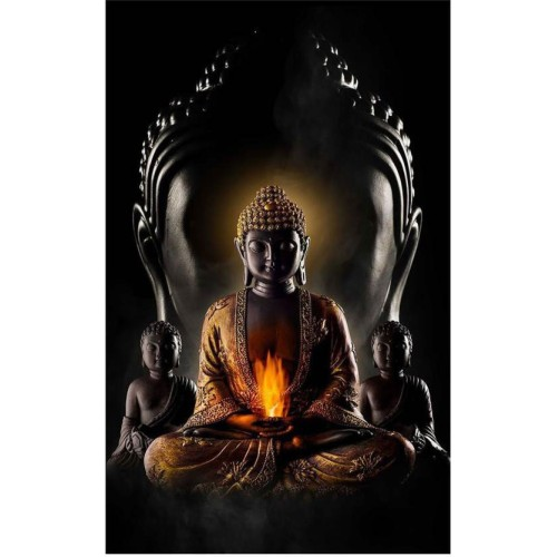 "Fantaboy  Lord Buddha of Poster (12""x""18)"