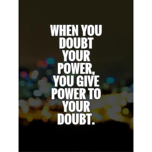 """Fantaboy When you… Motivational Quote Poster (12""""x""""18)"""