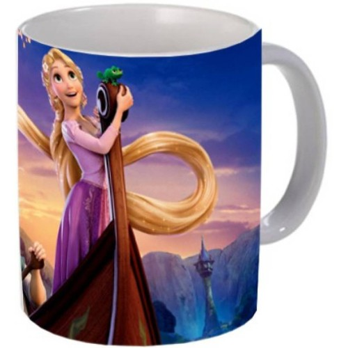 Fantaboy Aladdin & Princess Coffee Mug
