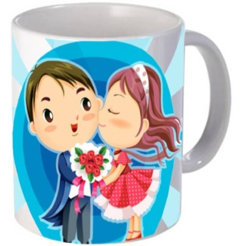 Fantaboy Happy Anniversary With Love Coffee Mug