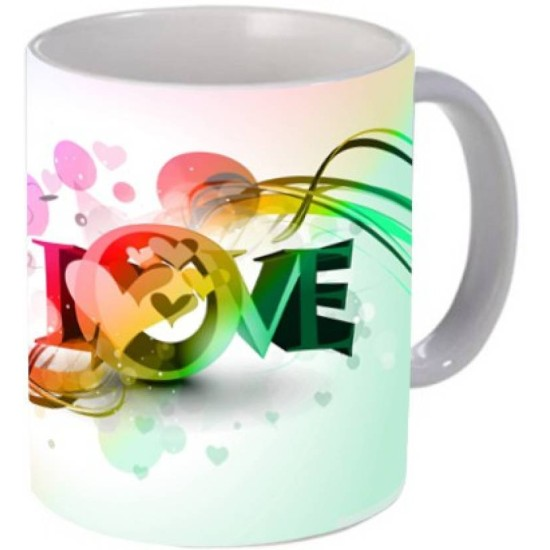 Fantaboy Love Coffee Mug