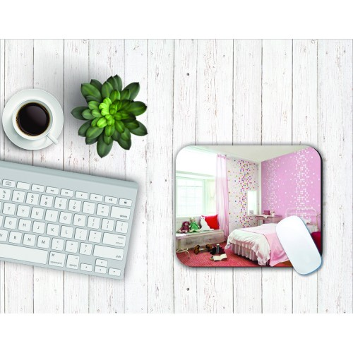 Fantaboy My Sweet Room Print Mouse Pad
