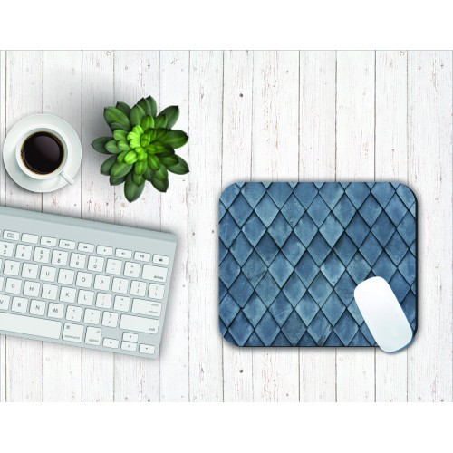 Fantaboy Checks Pattern Mouse Pad