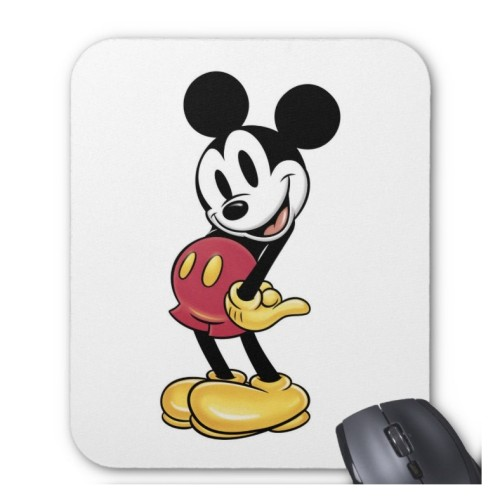 Fantaboy Classic Mickey Mouse Pad