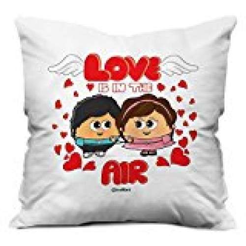 Fantaboy  Love is In The Air Printed Cushion Cover