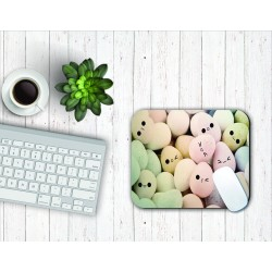 Fantaboy Cute Egg Print Mouse Pad