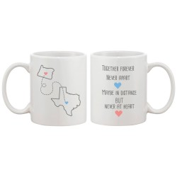 Fantaboy Cute Mugs for Long Distance Relationship