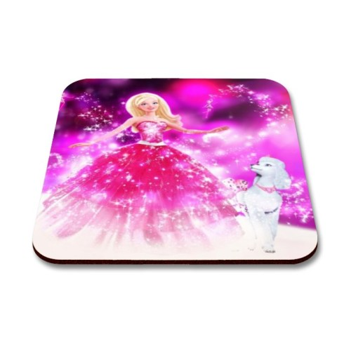 Fantaboy Beautiful Doll Printed Mouse Pad
