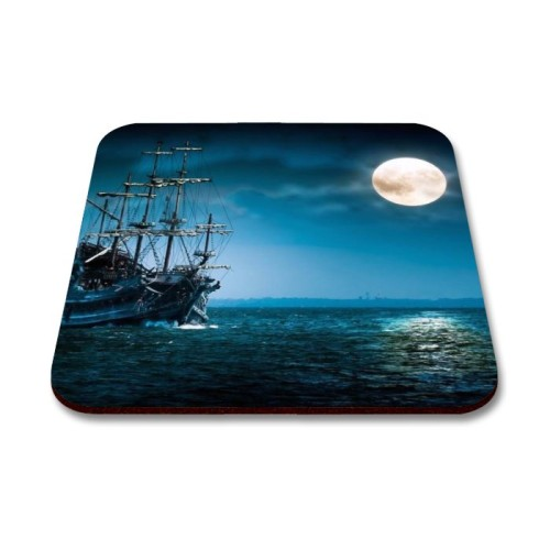 Fantaboy Titanic Moon Light Printed Mouse Pad