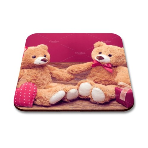 Fantaboy Teddy Bear Printed Mouse Pad
