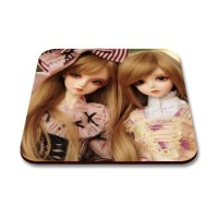 Fantaboy Cute Baby Doll  Printed Mouse Pad