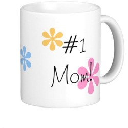 Fantaboy My Mom No. 1 Ceramic Mug