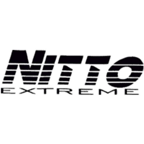 Fantaboy Nitto Extreme Windows, Sides Car Sticker