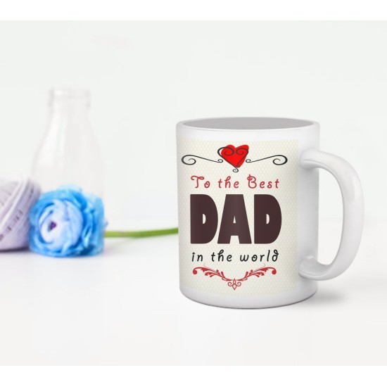 "Fantaboy  Best Anniversary  Gift  Combo Offer  ""Best Mom & Dad In The World ""Printed Coffee Mugs  For Your  Mother , For Your Father , For Your Mother-In-Law , For Your Father-In-Law on Anniversary,  AnySpecial Day"