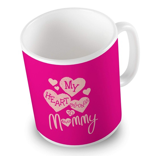 """Fantaboy  Best Anniversary  Gift  Combo Offer  """"Best Mom & Dad""""Printed Coffee Mugs  For Your  Mother , For Your Father , For Your Mother-In-Law , For Your Father-In-Law on Anniversary,  AnySpecial Day"""