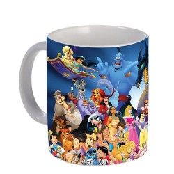FantaBoy Kids All Cartoon Printed  Coffee  Mug For your Son,Daughter,Sister,Brother Or Your Loved Ones on Birthday Or Any Day Gifting
