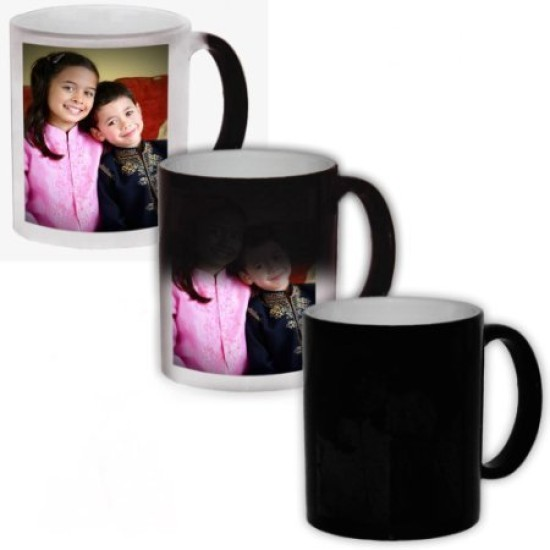 Fantaboy  Magic Mug - Color Changing With Personalized Photo